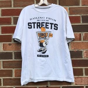 "Air Jordan 12 ""Hailing from the Streets"" T-shirt"